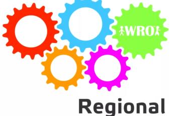 Победа на региональном этапе WRO