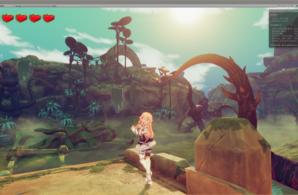 Программирование игр в Unity